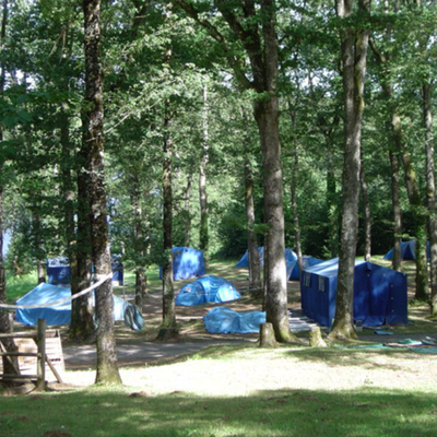 Le Camping Groupes